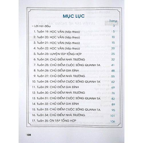 Học Và Thực Hành Tốt Tiếng Việt 1 Theo Chương Trình Tiểu Học Mới - Tập 2 - Ảnh 3