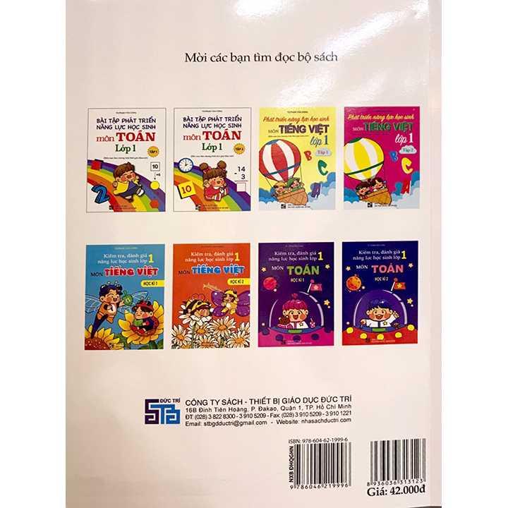 Phát Triển Năng Lực Học Sinh Môn Tiếng Việt Lớp 1 - Tập 2 - Theo Chương Trình SGK Mới - Ảnh 5