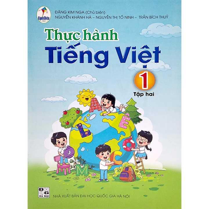 Thực Hành Tiếng Việt 1 - Tập 2 - Bộ Cánh Diều