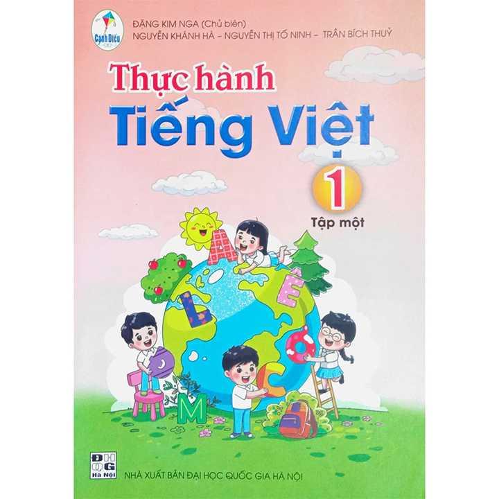 Thực Hành Tiếng Việt 1 - Tập 1 - Bộ Cánh Diều