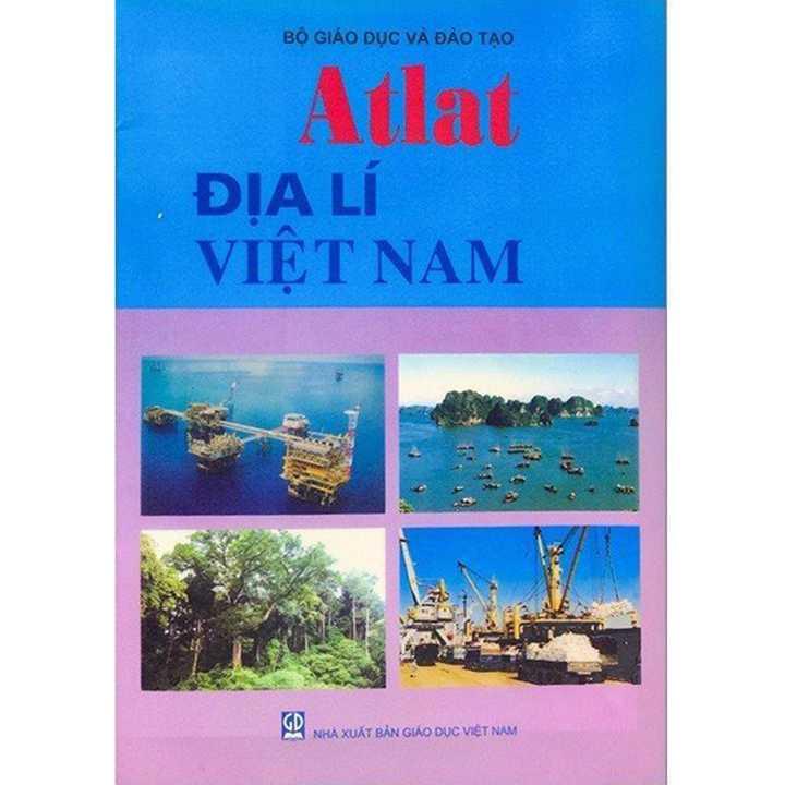 Atlat Địa Lí Việt Nam