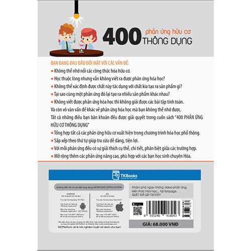 400 Phản Ứng Hữu Cơ Thông Dụng (Tái Bản 2019) - Ảnh 2