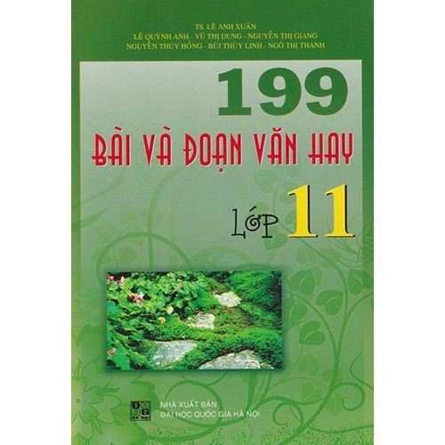 199 Bài Và Đoạn Văn Hay - Lớp 11