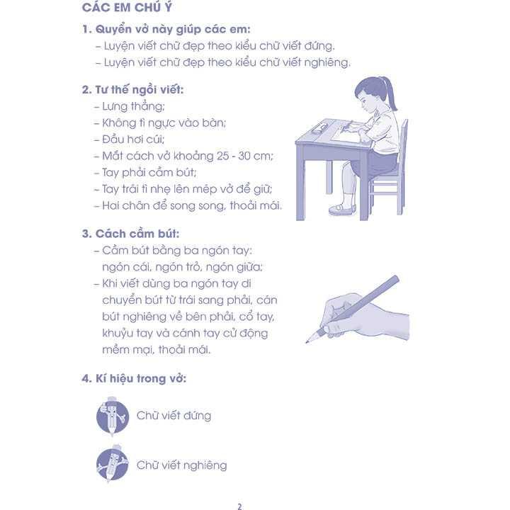 Luyện viết chữ đẹp Lớp 2 - Tập 1 - Ảnh 2