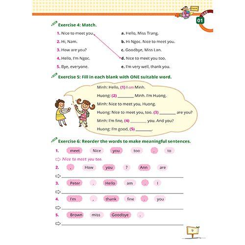 20 Ngày Ôn Tập Toàn Diện Kiến Thức Tiếng Anh Lớp 3 - Ảnh 3