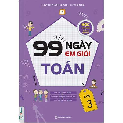 99 Ngày Em Giỏi Toán Lớp 3