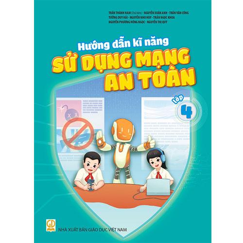 Hướng dẫn kĩ năng sử dụng mạng an toàn - Lớp 4