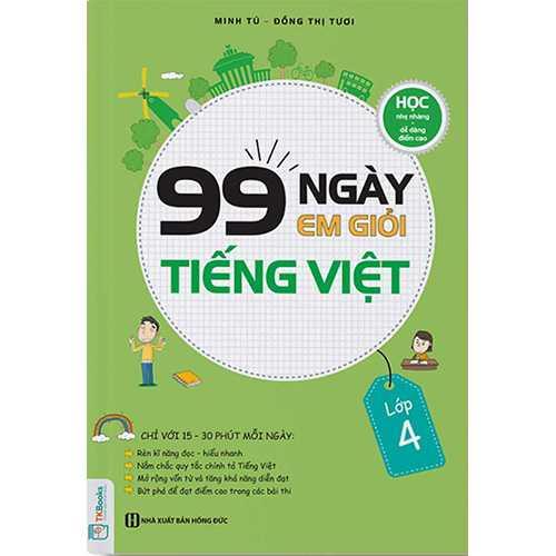 99 Ngày Em Giỏi Tiếng Việt Lớp 4