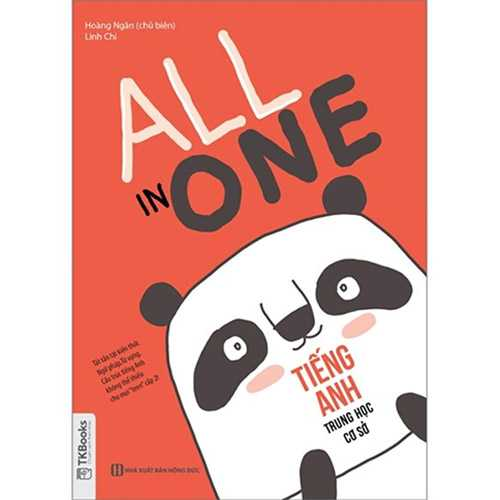 All In One – Tiếng Anh Trung Học Cơ Sở
