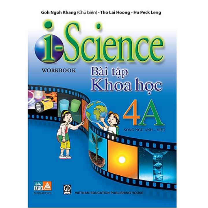 I - Science Workbook 4B- Bài Tập Khoa học Lớp 4 (Song ngữ Anh - Việt) - Ảnh 2