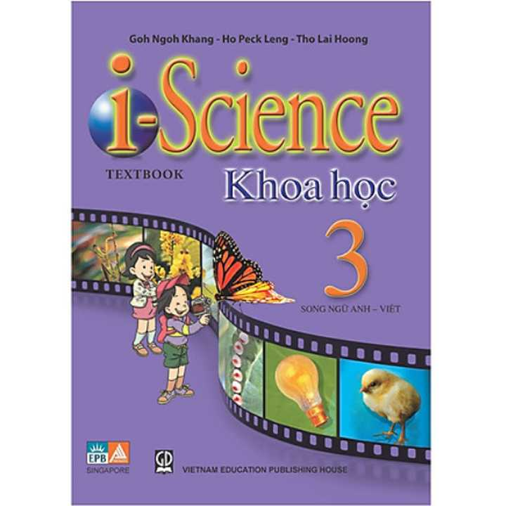 I - Science Workbook 3A- Bài Tập Khoa học Lớp 3 (Song ngữ Anh - Việt) - Ảnh 3