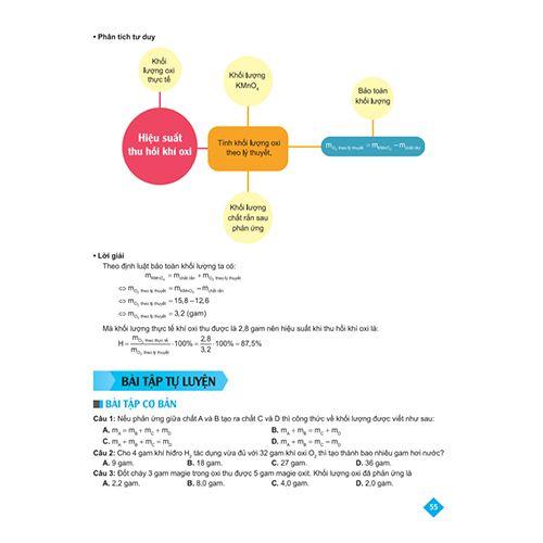 Bí Quyết Tăng Nhanh Điểm Kiểm Tra - Hóa Học 8 - Ảnh 7
