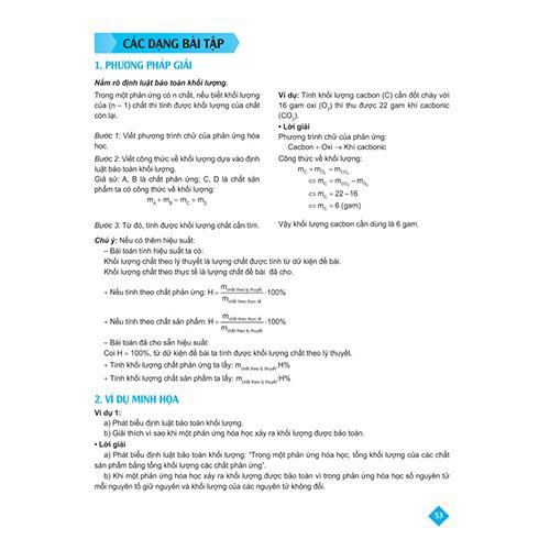 Bí Quyết Tăng Nhanh Điểm Kiểm Tra - Hóa Học 8 - Ảnh 8