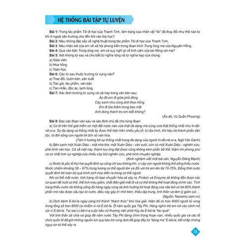 Bí Quyết Tăng Nhanh Điểm Kiểm Tra - Ngữ Văn 8 - Ảnh 3