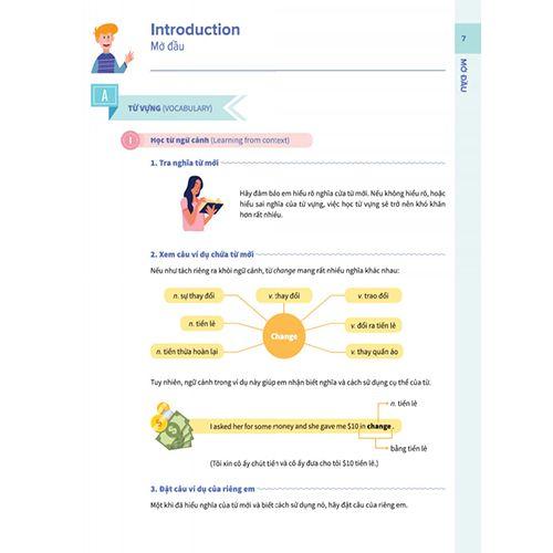Bí Quyết Tăng Nhanh Điểm Kiểm Tra - Tiếng Anh 8 - Tập 2 - Ảnh 5