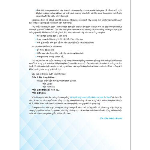 Bí Quyết Tăng Nhanh Điểm Kiểm Tra - Toán 8 - Tập 2 - Ảnh 3
