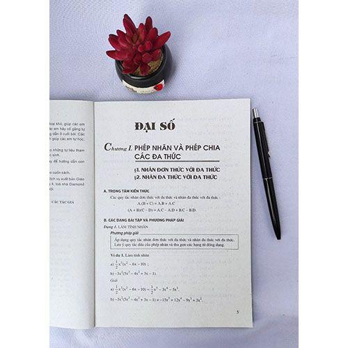 Trọng tâm kiến thức và phương pháp giải bài tập Toán 8 (Tập 1) - Ảnh 3