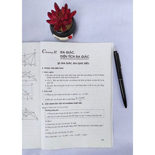 Trọng tâm kiến thức và phương pháp giải bài tập Toán 8 (Tập 1) - Ảnh 4