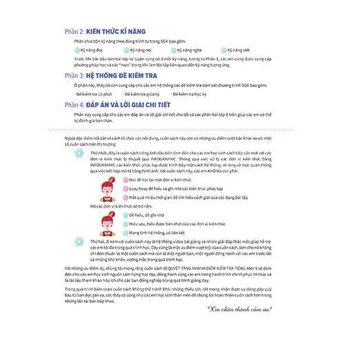 Bí Quyết Tăng Nhanh Điểm Kiểm Tra Tiếng Anh 9 - Tập 1 - Ảnh 5