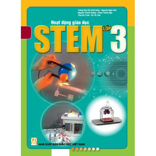 Combo Hoạt động giáo dục STEM - Dành Cho Cấp Tiểu Học - Ảnh 1