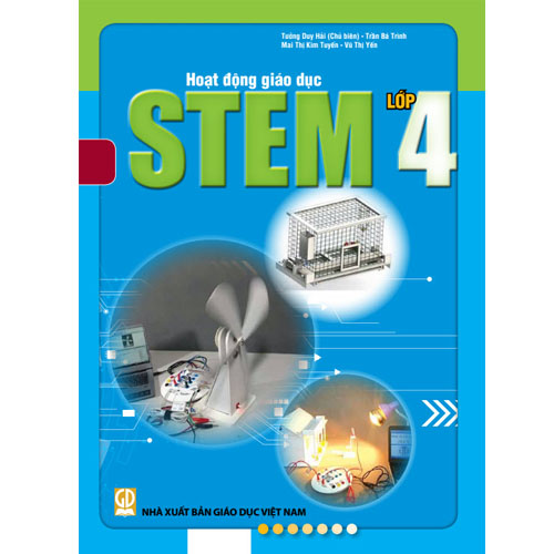 Combo Hoạt động giáo dục STEM - Dành Cho Cấp Tiểu Học - Ảnh 2