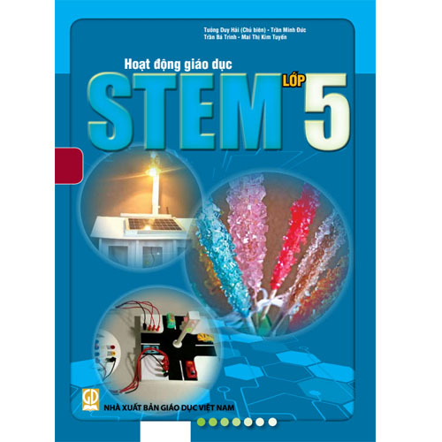 Combo Hoạt động giáo dục STEM - Dành Cho Cấp Tiểu Học - Ảnh 3
