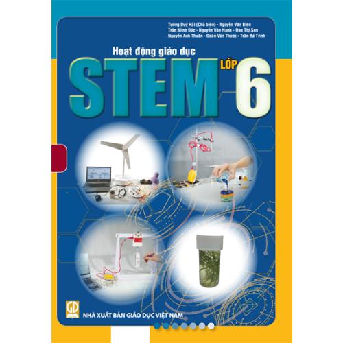 Combo Hoạt động giáo dục STEM - Dành Cho THCS - Ảnh 1