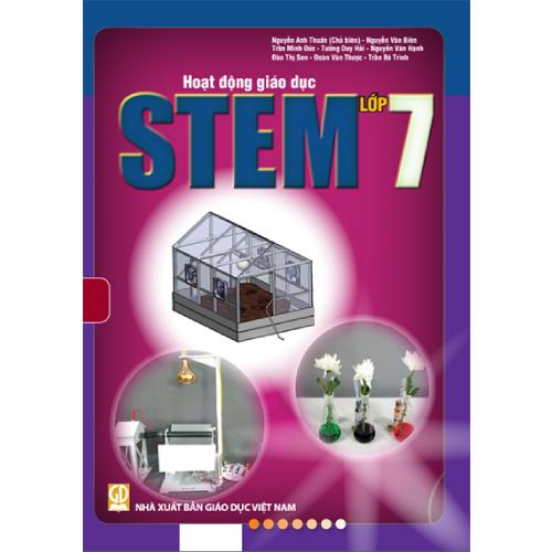 Combo Hoạt động giáo dục STEM - Dành Cho THCS - Ảnh 2