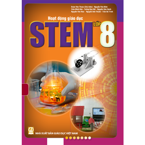 Combo Hoạt động giáo dục STEM - Dành Cho THCS - Ảnh 3