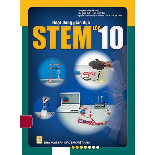 Combo Hoạt động giáo dục STEM - Dành Cho THPT - Ảnh 1