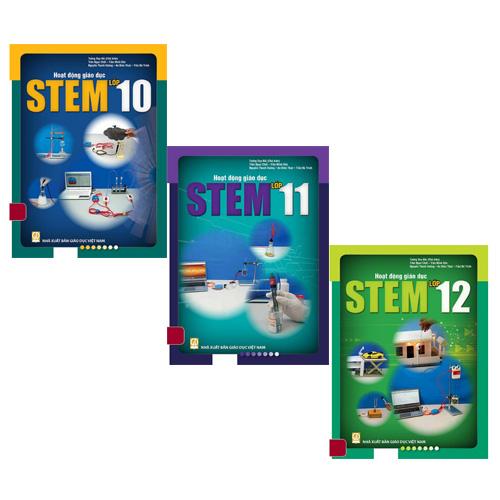 Combo Hoạt động giáo dục STEM - Dành Cho THPT