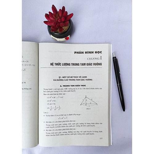 Trọng tâm kiến thức và phương pháp giải bài tập Toán 9 (Tập 1) - Ảnh 2