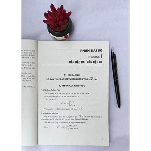 Trọng tâm kiến thức và phương pháp giải bài tập Toán 9 (Tập 1) - Ảnh 3