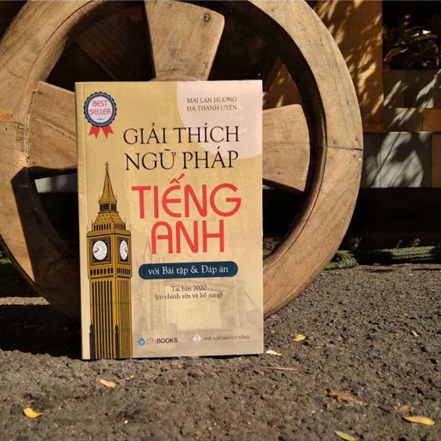 Giải Thích Ngữ Pháp Tiếng Anh Với Bài Tập Và Đáp Án (Tái Bản 2020) - Ảnh 2