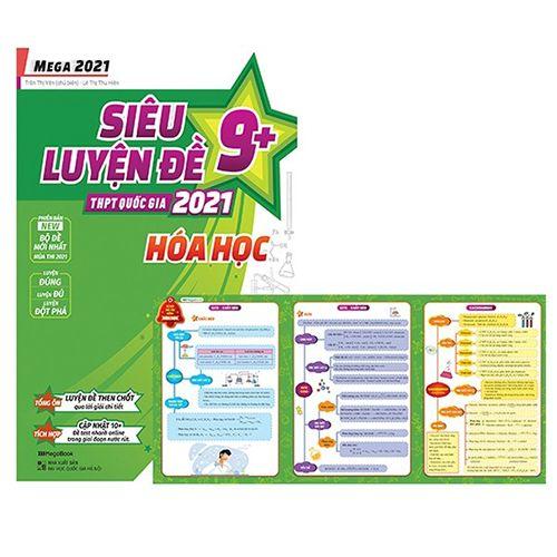 Mega 2021 - Siêu Luyện Đề 9+ THPT Quốc Gia 2021 Môn Hóa Học - Ảnh 2