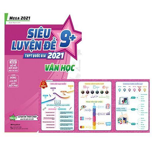 Mega 2021 - Siêu Luyện Đề 9+ THPT Quốc Gia 2021 Môn Văn Học - Ảnh 2