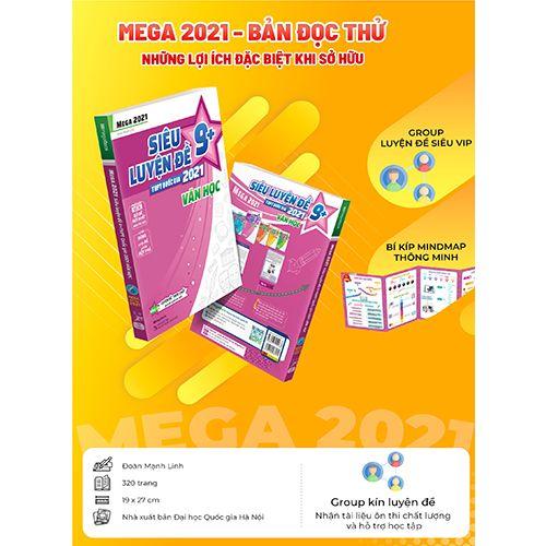 Mega 2021 - Siêu Luyện Đề 9+ THPT Quốc Gia 2021 Môn Văn Học - Ảnh 9
