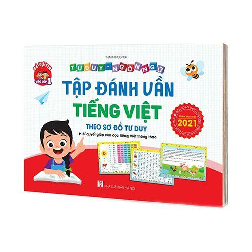 Tập Đánh Vần Tiếng Việt - Bí Quyết Giúp Con Đọc Tiếng Việt Thông Thạo (4 - 6 Tuổi) - Ảnh 8