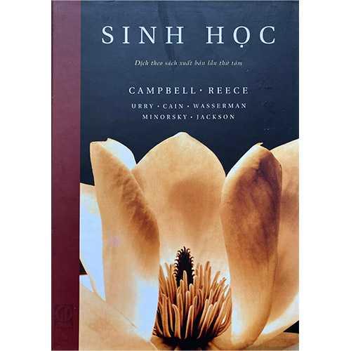 Sinh học Campbell - Nhà xuất bản Giáo Dục