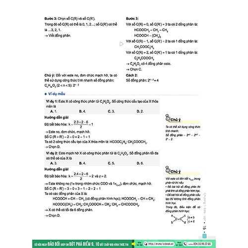 Đột Phá 8+ Môn Hóa Học - Tập 1 (Tái Bản 2020) - Ảnh 5