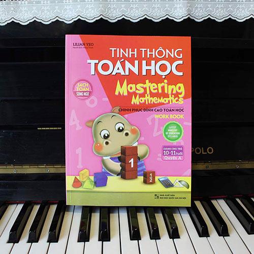 Tinh Thông Toán Học - Mastering Mathematics - Dành Cho Trẻ 10-11 Tuổi - Quyển A - Ảnh 2