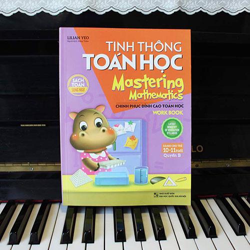 Tinh Thông Toán Học - Mastering Mathematics - Dành Cho Trẻ 10-11 Tuổi - Quyển B - Ảnh 2
