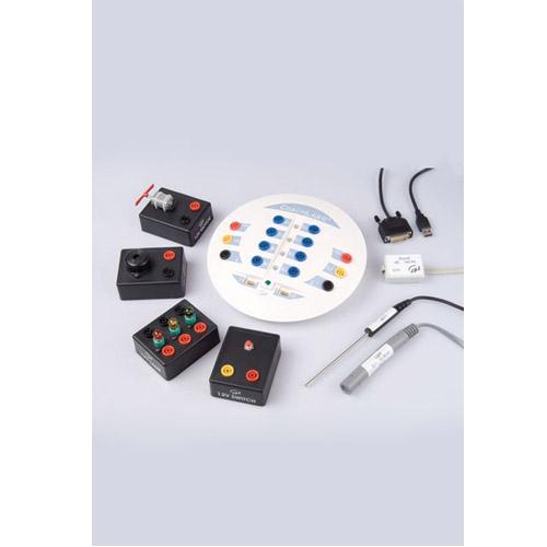 Gói dụng cụ đo lường và điều khiển với CoachLab II+