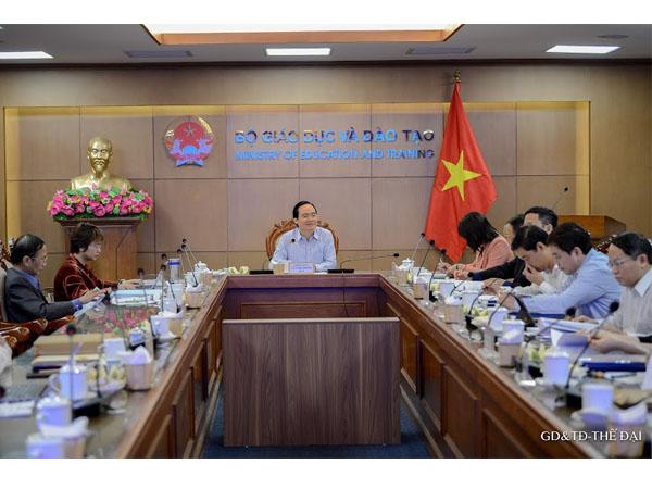 Nghiên cứu cơ sở khoa học quy hoạch mạng lưới cơ sở giáo dục đại học Việt Nam