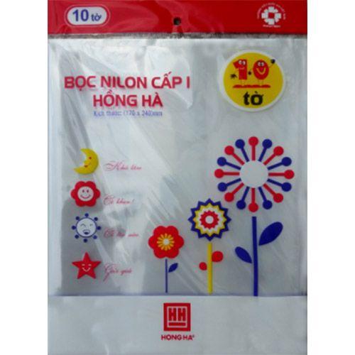 Nylon Bọc Vở Và SGK Hồng Hà - Cấp 1 - 3245