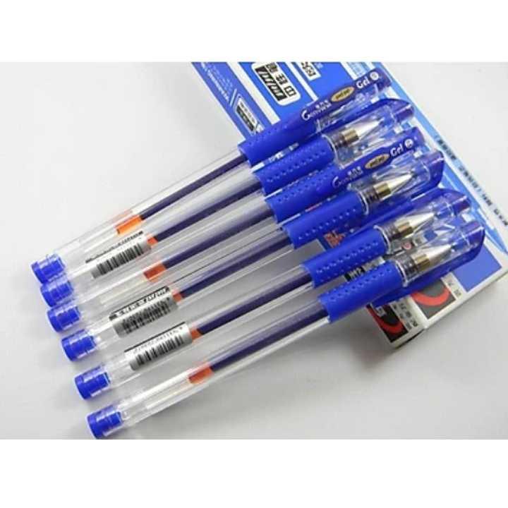 Bút, Viết nước mini gel - Xanh