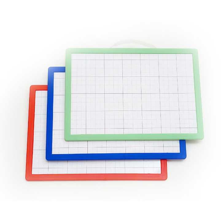 Bảng Nhựa Học Sinh Hồng Hà Bibo 3347 - Ảnh 1