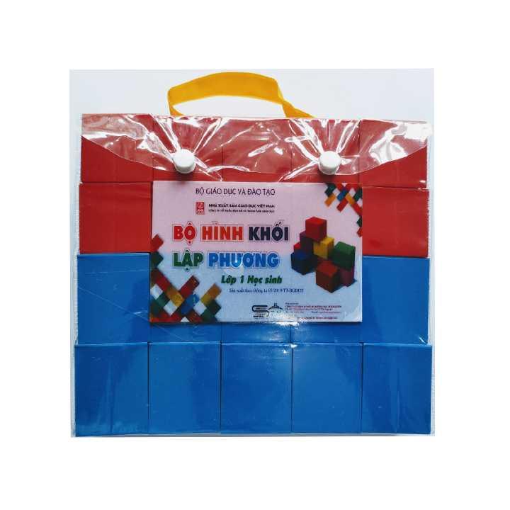 Bộ Đồ Dùng Toán Tiếng Việt Lớp 1 - Ảnh 2