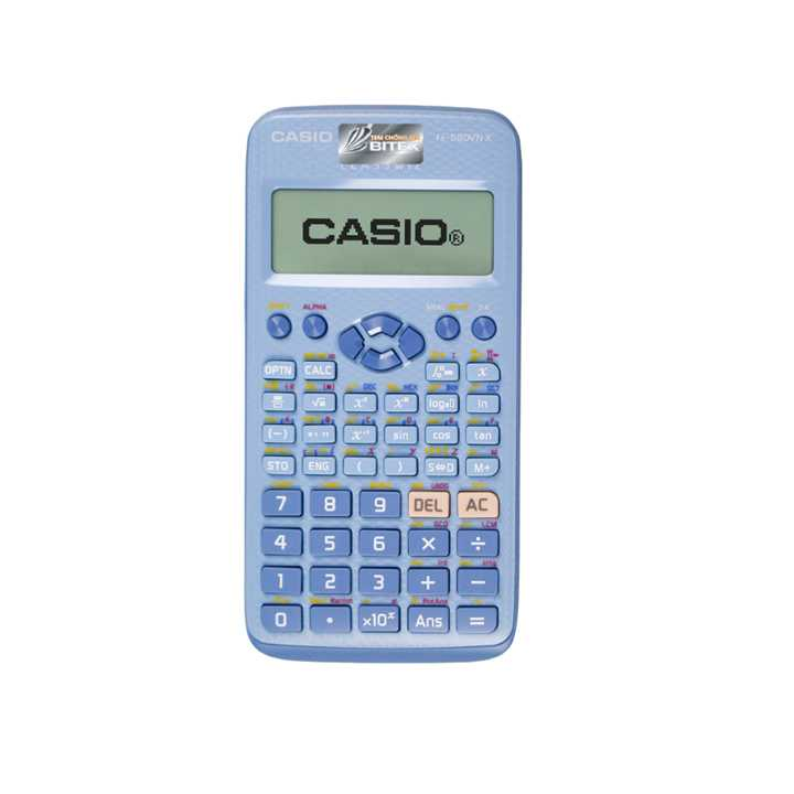 CASIO FX-580VN X PK MÀU XANH