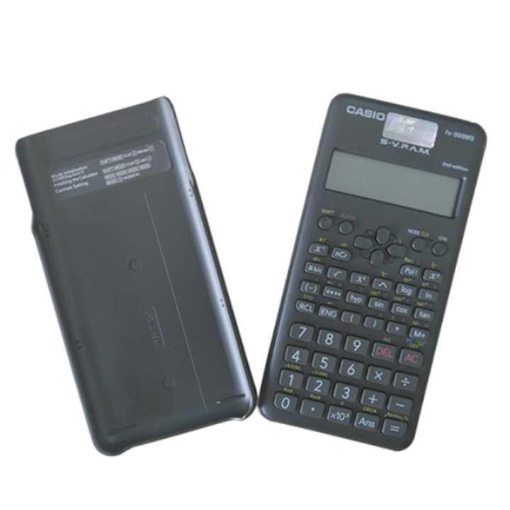 Máy Tính Học Sinh Casio FX500 MS - Ảnh 3